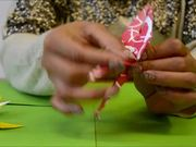 How to Make an Origami Peace Crane