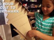 """""""Bit By A Shark"""" Game"""