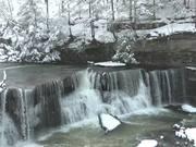 Falling - A Winter Meditation