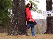 Stylist Callista Wilson for Earth Brands Winter