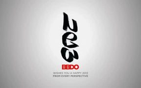 New BBBDO Commercial: 2013