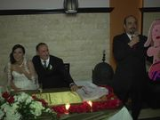 Rola And Ghassan Wedding