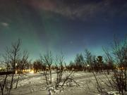 Mytical Aurora Borealis