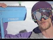 QParks Shape Academy - Promo Snowboard