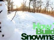Quick Tuts:Snowman Time!