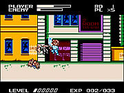 Mighty Final Fight (NES version)