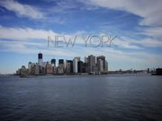 "New York - ""Big Apple"""