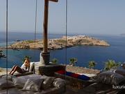 Pathos Lounge. Island Cyclades, Greece 2015