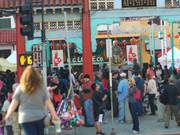 Crowded People