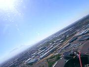 Cape Town In Air