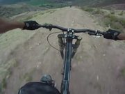 Racchi Mountain Bike Trail. Peru