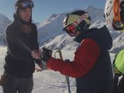 The Freestyle Arena is back - Snowboard Teaser