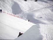 The Arena is getting ready - Snowboard Teaser