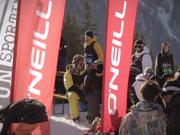 Snowboard Buffet at Superpark Planai