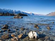 Scenic South Island New Zealand
