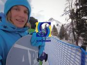 Snowpark Schoeneben First Snowboard Session