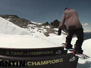 The Park - Double Rail - Snowboard