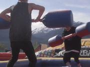 The Park - The Pro Line Third Jump - Ski