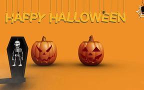 Children learn English - Surprise Pumpkins