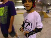 Whaleback/ Zero Gravity Skate Park Ski Progression