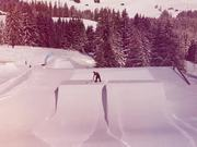 Snowpark Gstaad: Welcome to a new Freeski season