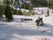 Snowpark Alta Badia Into the Snow: Freeski Season