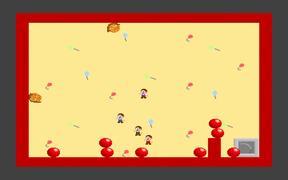 Balloon Platform Defense - Gameplay Video
