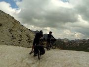 Bike Trip In The Southern Alps