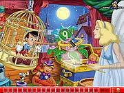 Hidden Numbers - Pinocchio