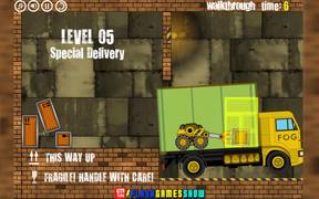 Truck Loader Walkthrough