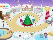 Nick Jr Christmas Festival Game