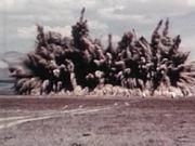 Big Underground Explosion