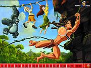 Hidden Numbers - Tarzan