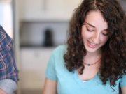 Erin + Alex. Visit To Their Kitchen