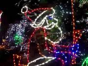 Jamaica Estates Christmas House Lights