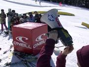 O'Neill Freeski Girls Session Presented By Cooler