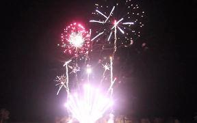 Dazzling Symphony Fireworks Display