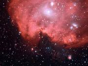 Zooming in on NGC 2174