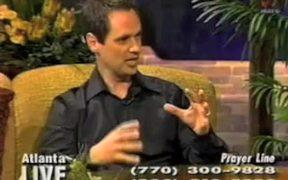 Clint Byars On Atlanta Live Discussing Devil Walk