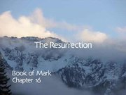Mark Chapter 16