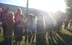 Walk To Fight Breast Cancer