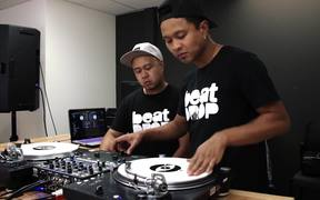 Beat Drop - Turntablism