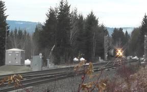 CP Rail — Grain Unit Train