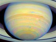 Saturn's Rings at Maximum Tilt