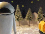 Wall-E and Eve's Christmas!