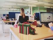 Christmas Has Arrived