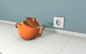 The Teapot Wants To Fly