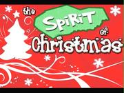 Spirit of Christmas Intro