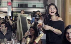 Amit And Farishta. Flash Mob Proposal