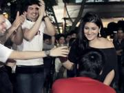 Amit And Farishta. Flash Mob Proposal